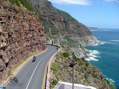 Ride to the Cape of Good Hope, and be ready to be amazed.