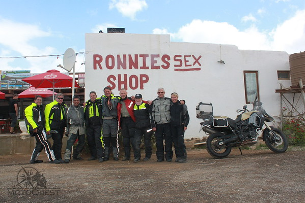 Ronnie´s Sex Shop