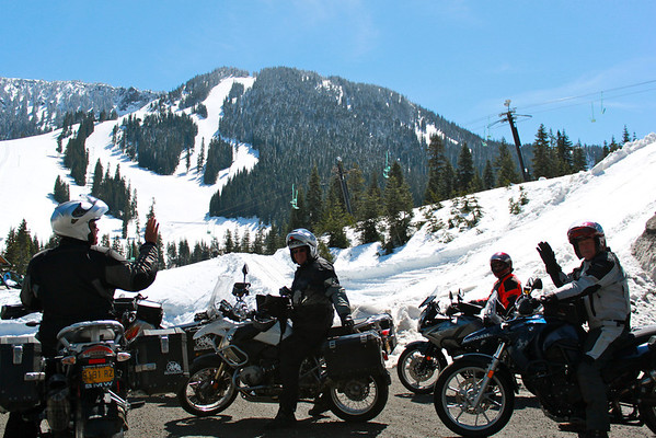 ride the northwest on a bmw, suzuki or kawasaki
