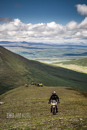 Explore off-the-beaten-track to places people seldom go in Alaska.
