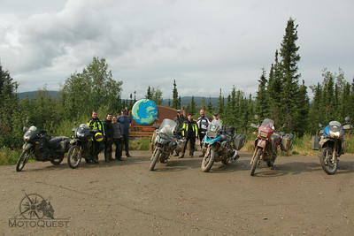 Ride all the way to the Arctic Circle on this fantastic trip!