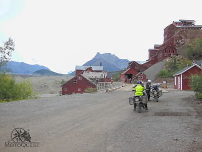 The Kennecott Mine, Wrangell, St. Elias National Park