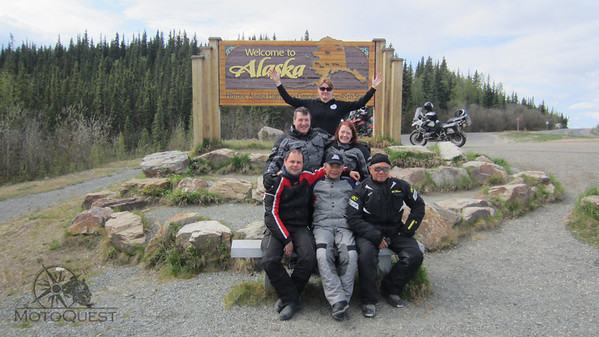 Live the dream: Ride to Alaska!