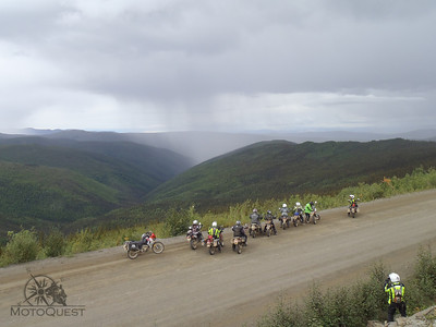 Adventure for the cure - Alaska - Custom Tour