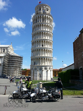 Tuscany - Italy Custom Tour - The Tower of Pisa