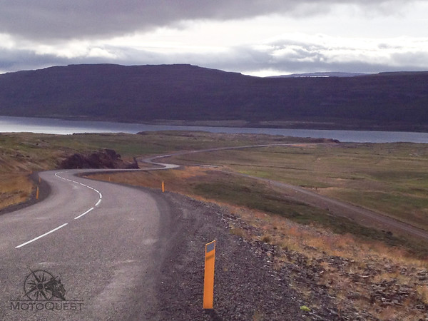 Ride the beautiful Westfjords of Iceland.