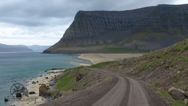 Ride the beautiful Westfjords of Iceland