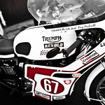Triumph at home