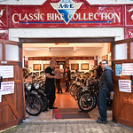Visit the Classic Bike Collection