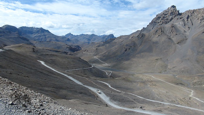 Himalayan switchbacks await you