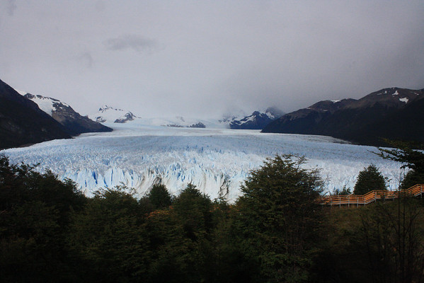 Check out Perito Moreno Glacier on your free day in Califate