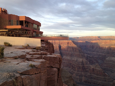 Visit the Skywalk at the Grand Canyon