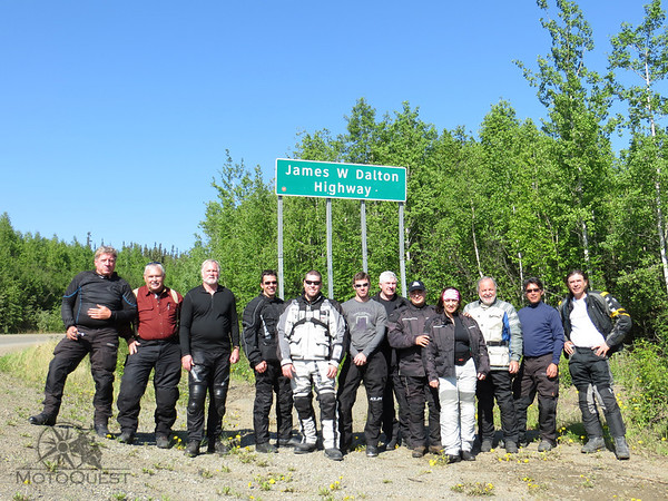 The Dalton Highway is an unforgettable experience.