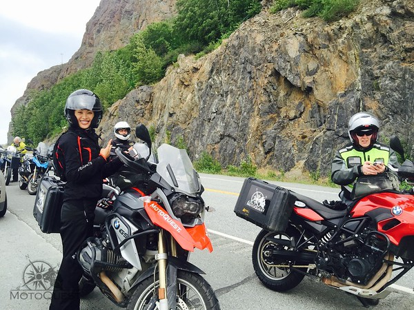 See more of Alaska than most Alaskan on this motorcycle tour!
