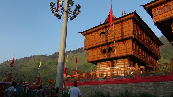 Sarahan Hindu Temple