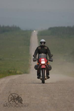"Riding the Dalton is no ""Sunday Drive"""